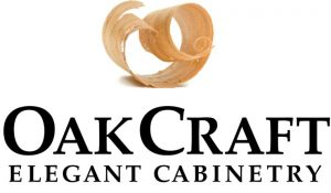 Oak Crafty Elegant Cabinetry logo